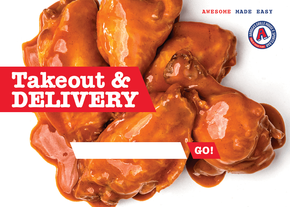 Awesome made easy. Takeout & Delivery.