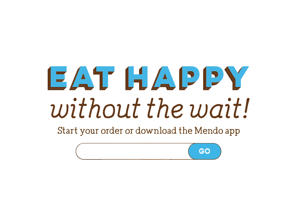 Welcome to online ordering!