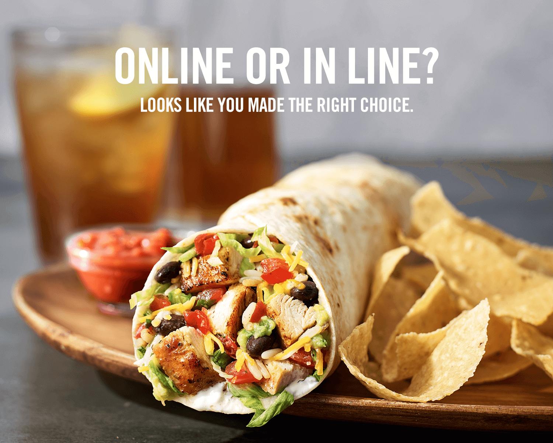 Moes Allentown Pa >> Moe S Southwest Grill Online Ordering