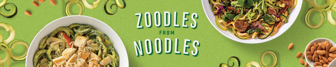 Zoodles from Noodles