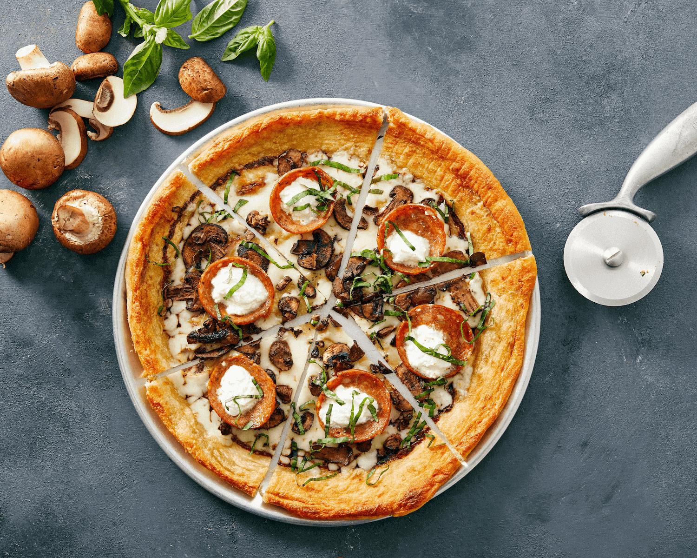 Oath Pizza: Online Ordering