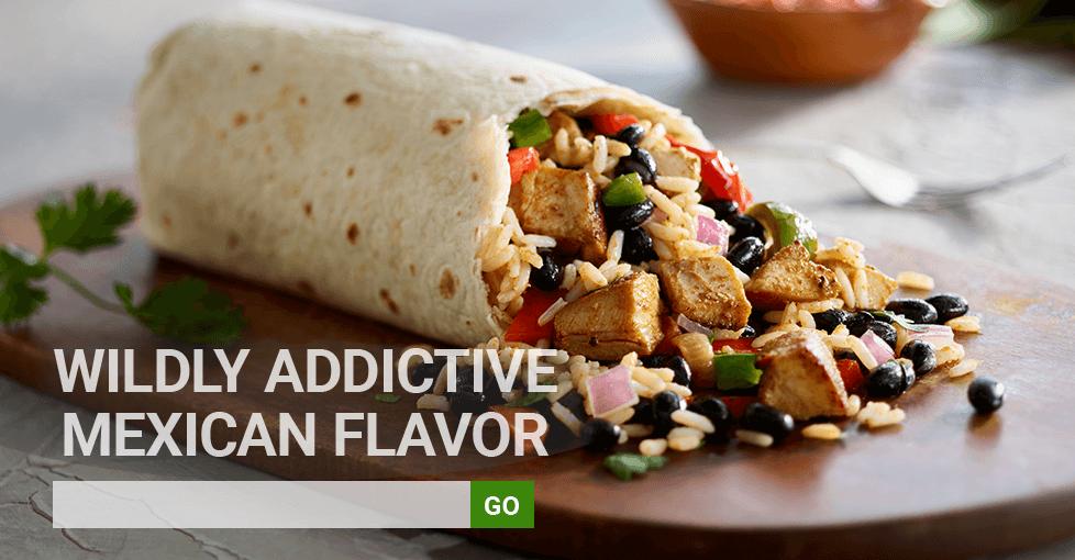 Wildly addictive mexican flavor.