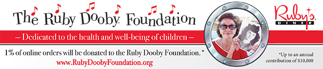 The Ruby Doody Foundation. - Dedicated to the health and well-being of children -